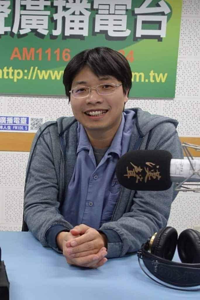 漢聲廣播電台動聽微博專訪超人行銷董正隆老師談2019年網路行銷趨勢